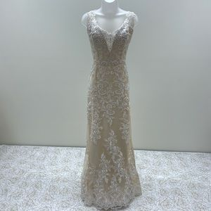 David Tutera Designer Wedding Dress NWT